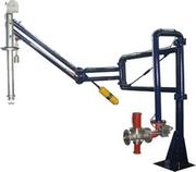 Устройство АСН-80-02 для  верхнего налива нефти