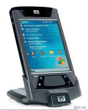 Продам КПК HP iPAQ hx4700