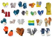 Предлагаем перчатки рабочий из КНР