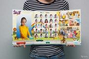 Выпускные фотокниги,  фотокниги для детского сада и школы