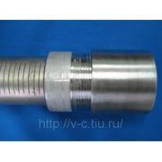 Щелёванные трубы (НРУ) для фильтров ФИПа,  ФОВ,  колпачки щелевые ВТИ-К,